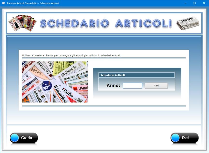 Archivio articoli giornalistici software per catalogare for Recensioni di software planimetrie