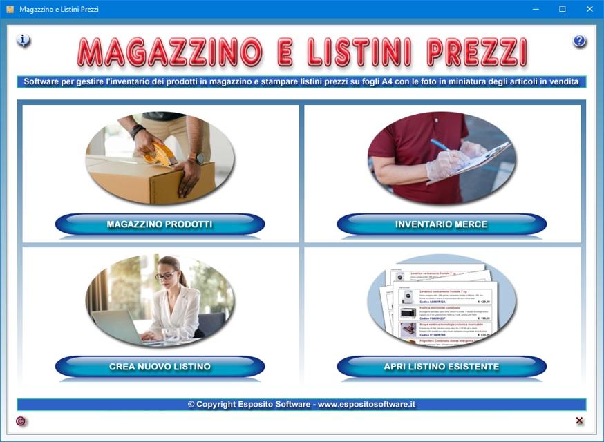 Magazzino E Listini Prezzi 2 0 Software Per La Gestione