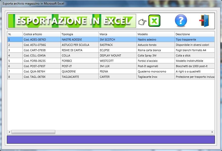 Magazzino Pro Carico E Scarico 2 0 Software Per La